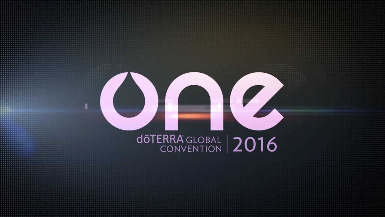 dōTERRA ONE Convention